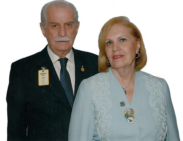 CaL Maria Luiza da Cunha Marques / CL Roberto João Genta