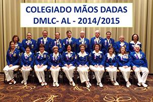 Foto Colegiado Maos Dadas