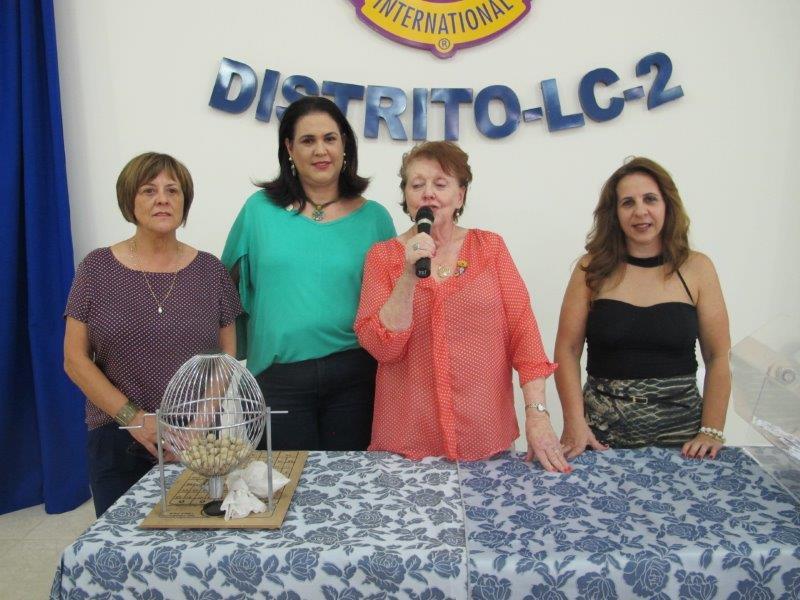 Lions Clube de Tatuí realiza Chá das Domadoras