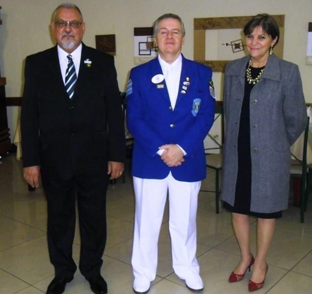 Lions Clube de SP Pacaembu participa da Visita Oficial do Governador à Região A